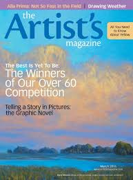 The Artists Magazine March 2016